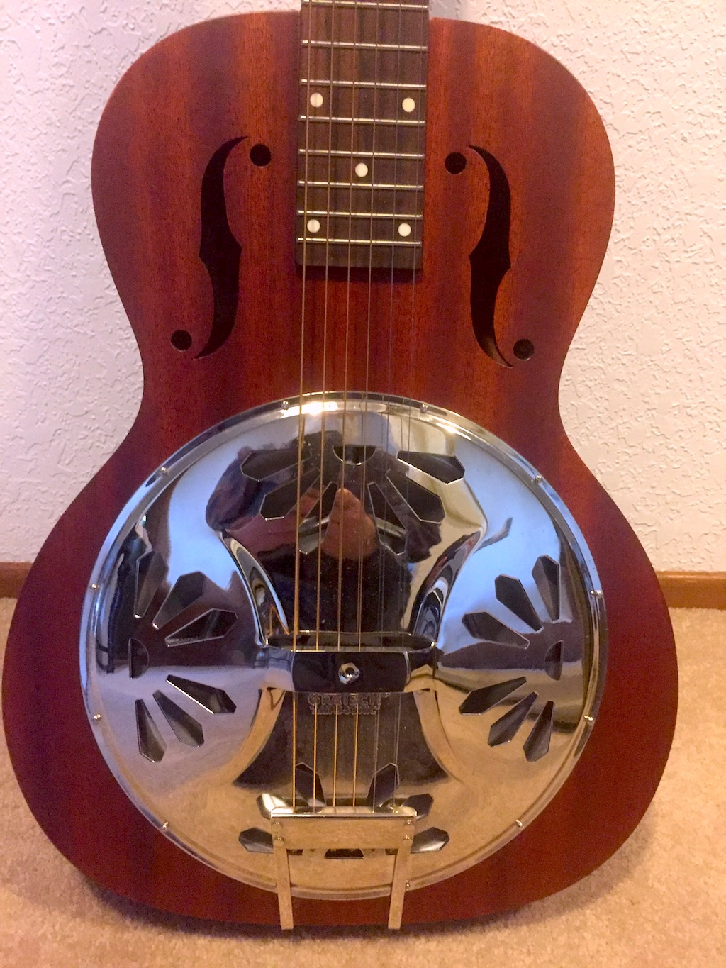 Gretch Boxcar Resonator