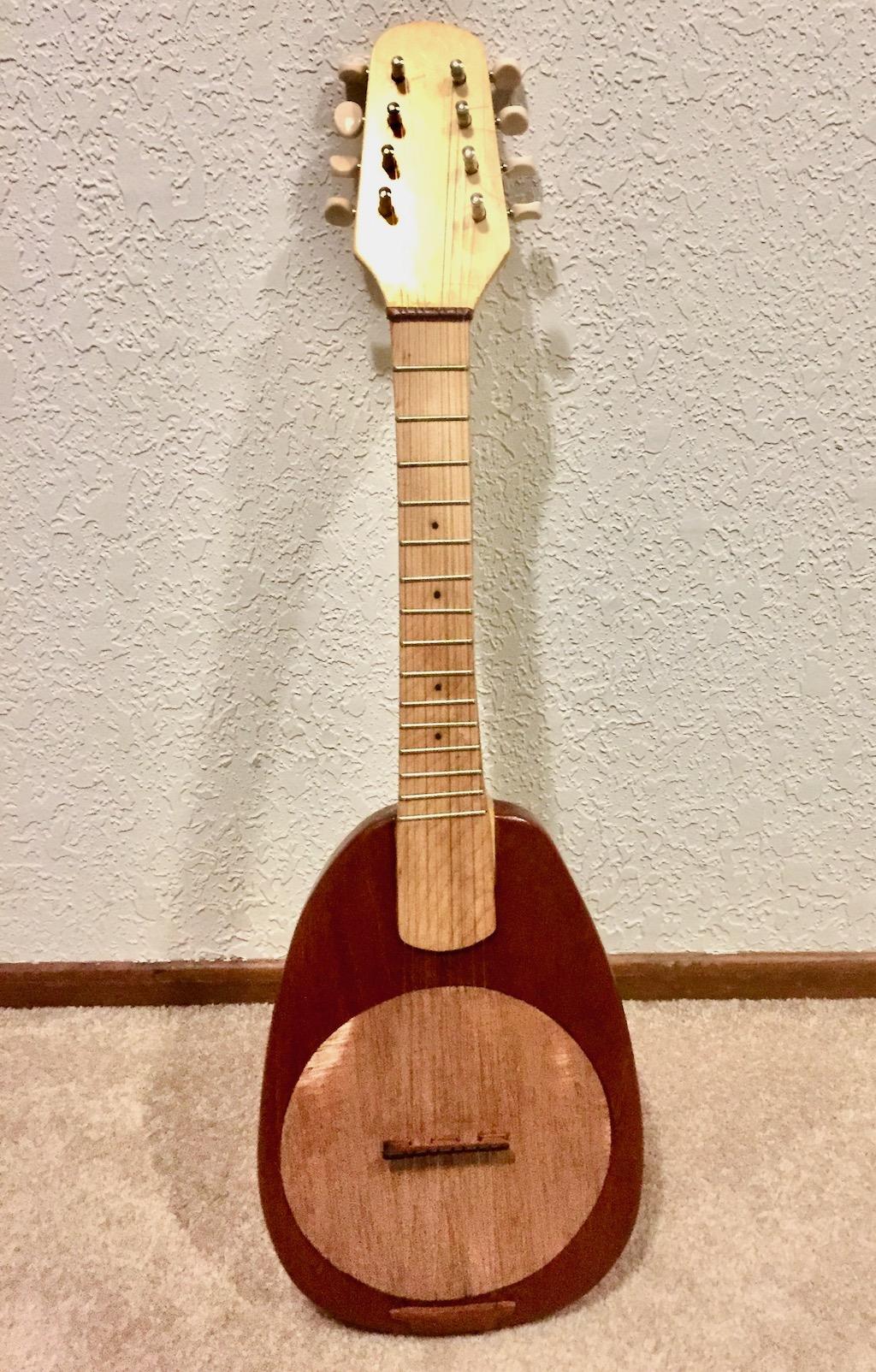 Tahitian Style Ukulele
