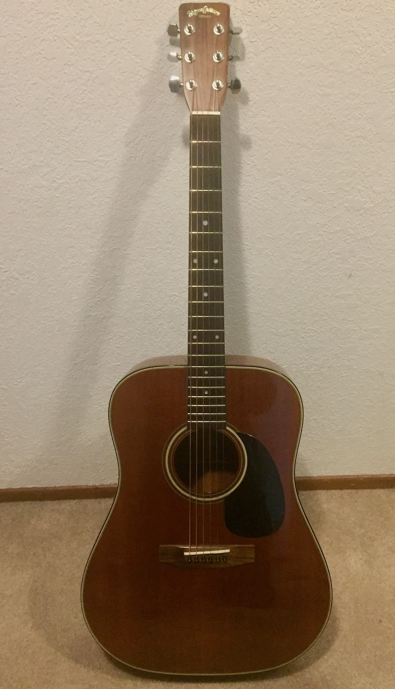 Sigma guitar